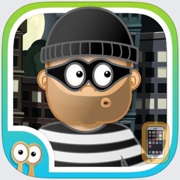Happi & The Word Thief by Happi Papi (iPad)