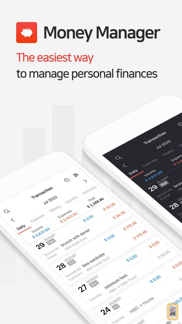 Screenshot - Money Manager (+PC Editing)