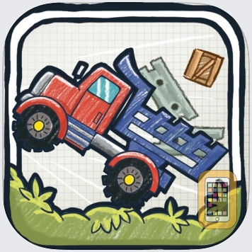 Doodle Truck 2 by Triniti Interactive Limited (Universal)
