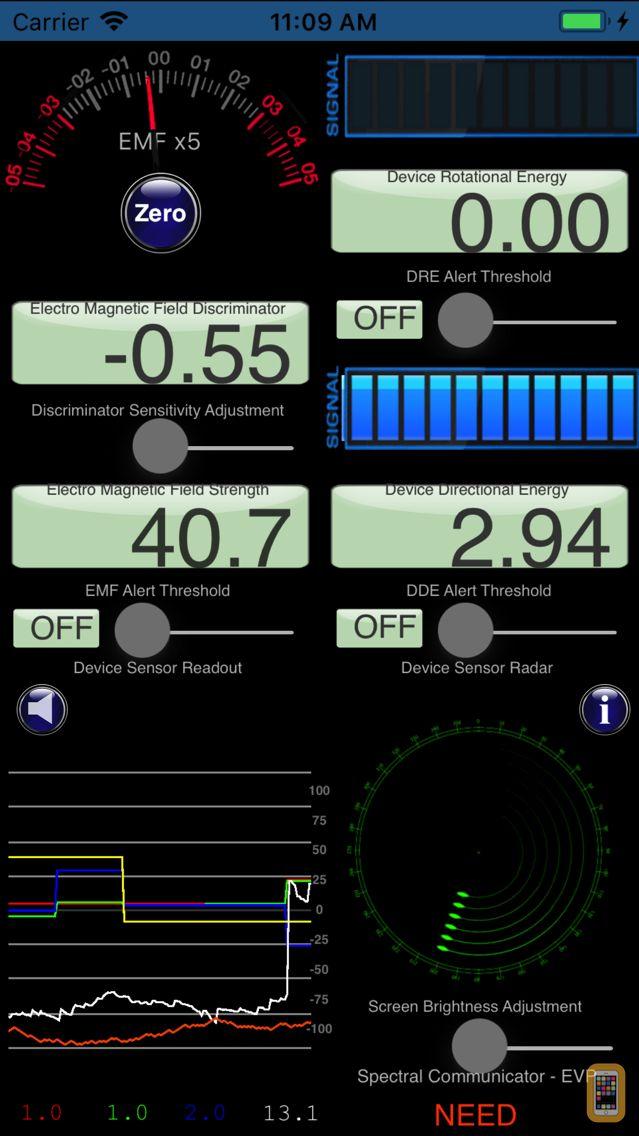 Screenshot - Ghost Detect Pro