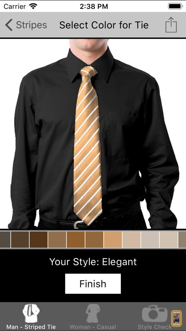Screenshot - Dress Guide Pro - Color Match