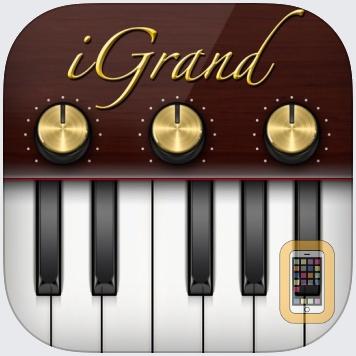 iGrand Piano by IK Multimedia (iPhone)