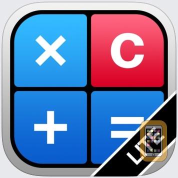Calculator HD Pro Lite by Cider Software LLC (Universal)