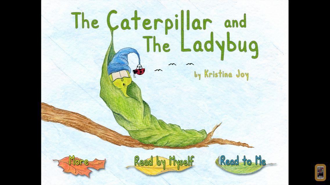Screenshot - The Caterpillar & the Ladybug