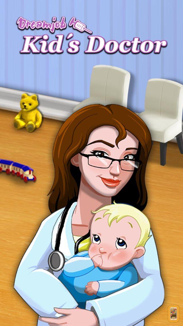 Screenshot - Dreamjob Kid's Doctor – My little hospital