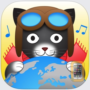 Jazzy World Tour FREE - A Musical Journey for Kids by The Melody Book (iPad)