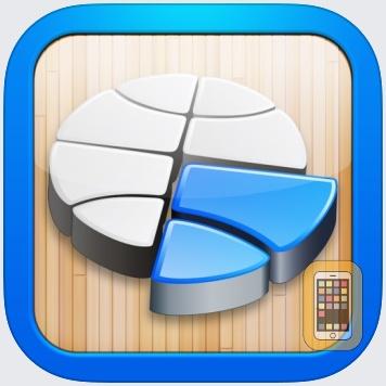 Basketball Stat Tracker HD by Hachisoft Corporation (iPad)