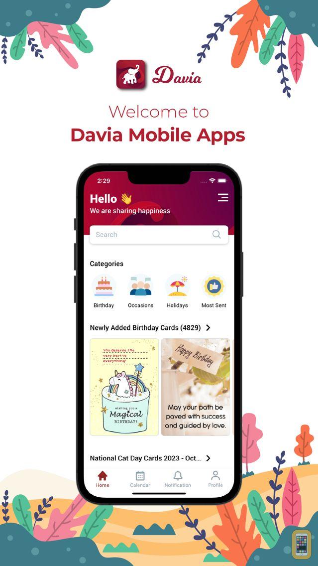 Screenshot - Birthday & Greeting Cards