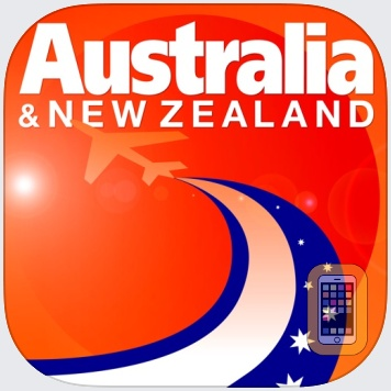 Australia & New Zealand by Exact Editions Ltd (Universal)