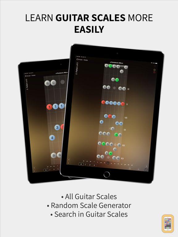 Screenshot - Star Scales HD For Guitar