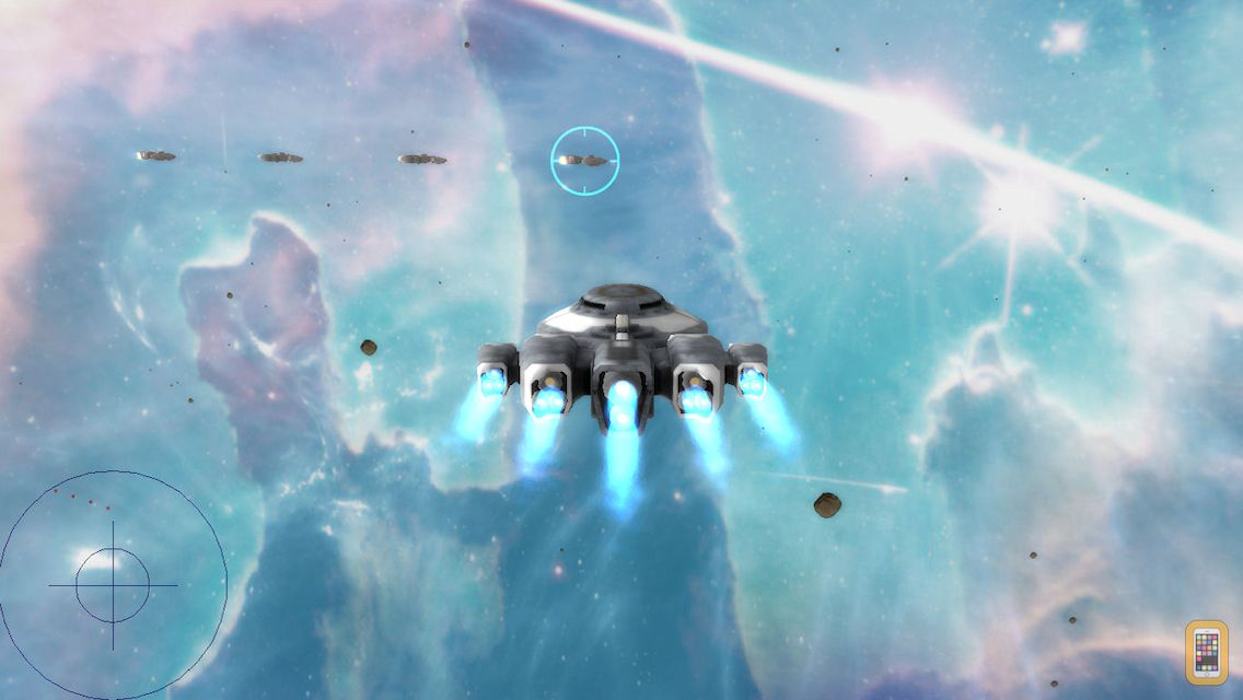 Screenshot - Artemis Spaceship Bridge Simulator