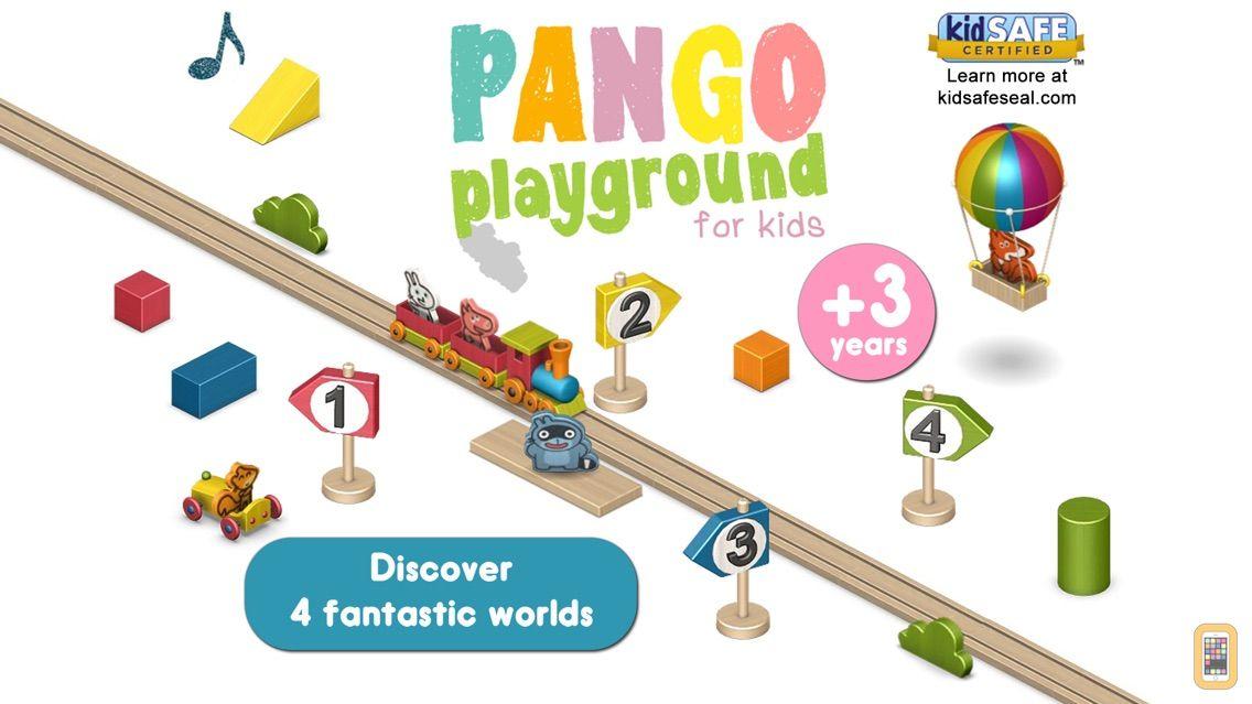 Screenshot - Pango Playground