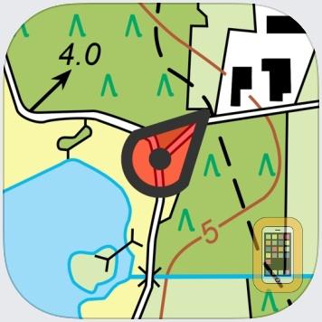 Topo GPS by rdzl (Universal)