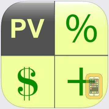 Financial Calculator++ by Dogahe (iPhone)