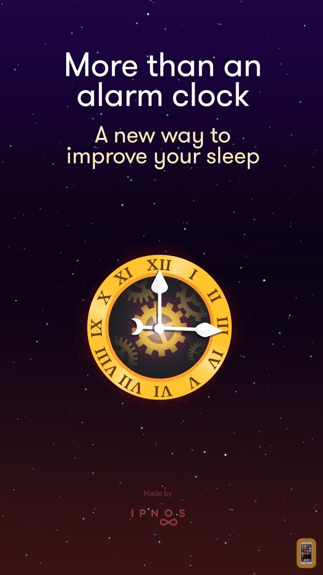 Screenshot - Alarm Clock Sleep Sounds Free: Guided Meditation for Relaxation Cycle, Hypnosis and insomnia