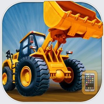 Kids Vehicles: Construction for iPhone by Yaycom s.c. (iPhone)