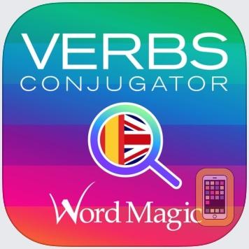 English Spanish Verbs by Word Magic Software (Universal)