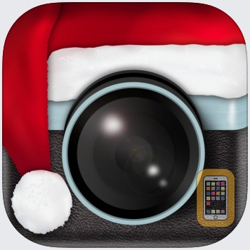 Christmas Booth: Photo Fun by Blue Panda Apps Limited (Universal)