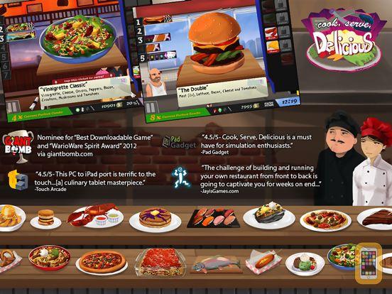 Screenshot - Cook, Serve, Delicious!