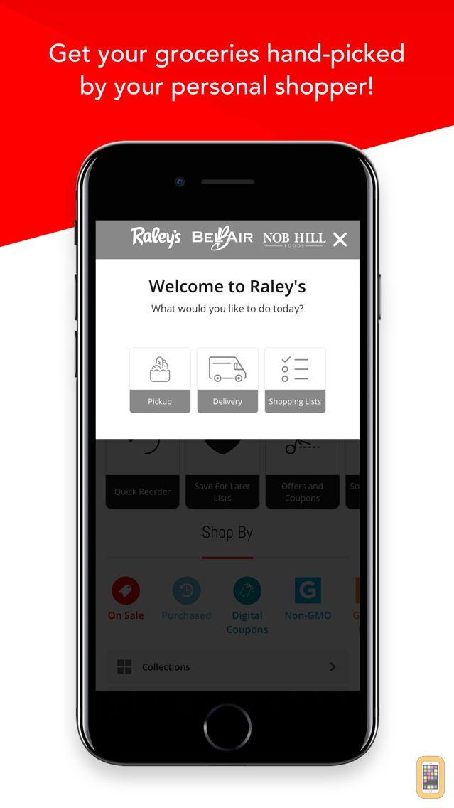 Screenshot - Raley's