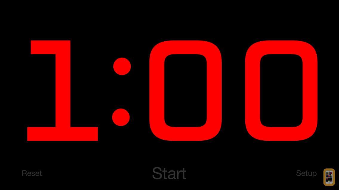 Screenshot - Countdown: The Big Timer & Clock