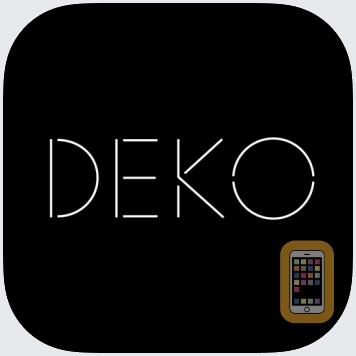Deko — Beautiful, Unique Wallpapers and Patterns by Aero Deko (Universal)