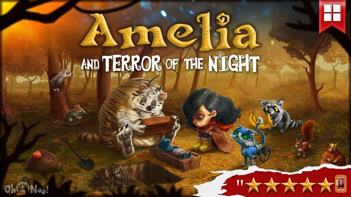 Screenshot - Amelia - Story Book for Kids