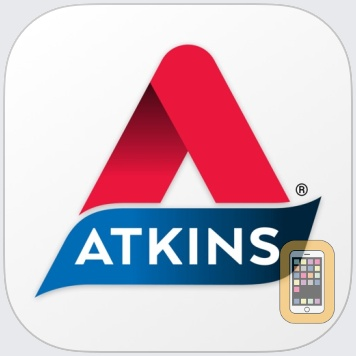 Atkins® Carb & Meal Tracker by Atkins Nutritionals, Inc. (Universal)