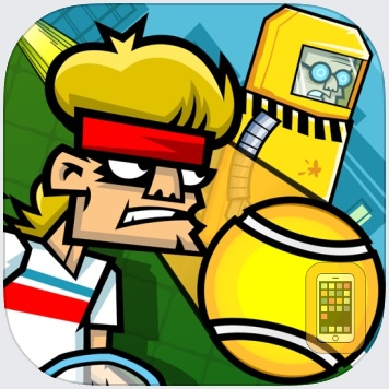Tennis in the Face by 10tons Ltd (Universal)