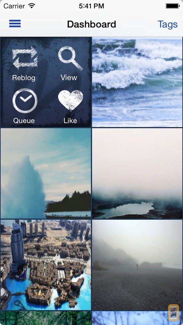 Screenshot - TumbleBoard Pro
