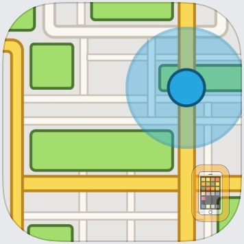 iMaps+ for Google Maps ™ and Street View ™ : Transit and Offline Contacts by Apptility Limited (Universal)