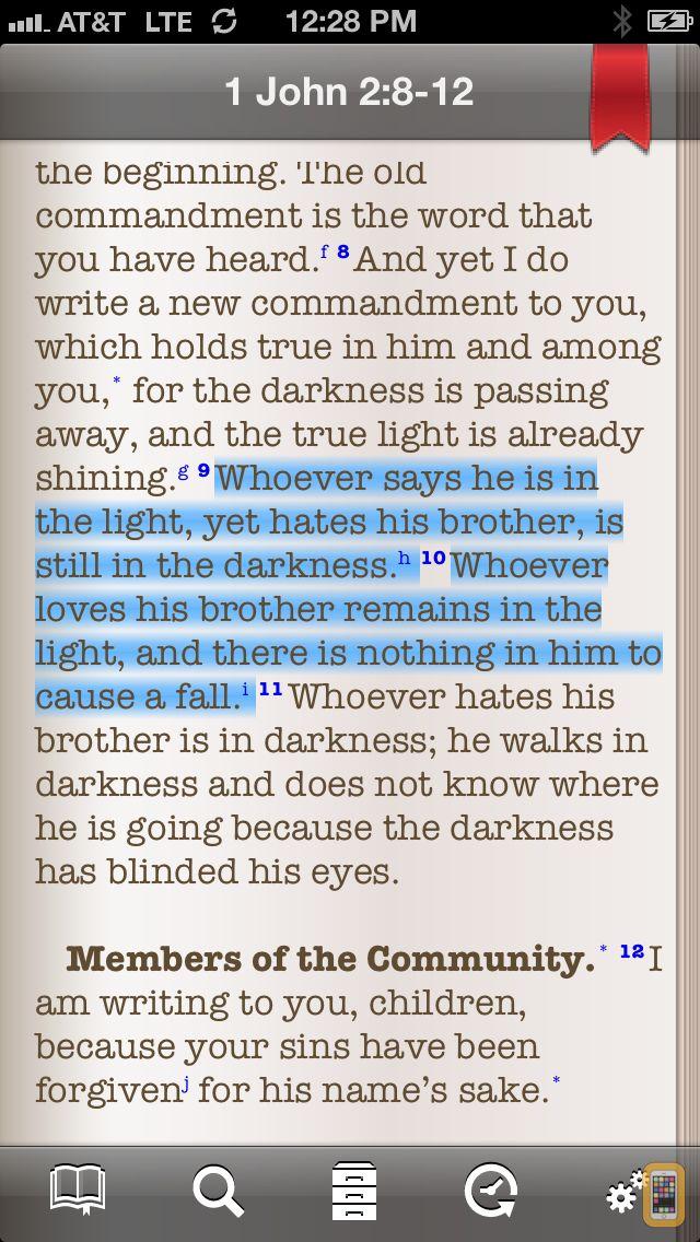 Screenshot - iMissal Catholic Bible