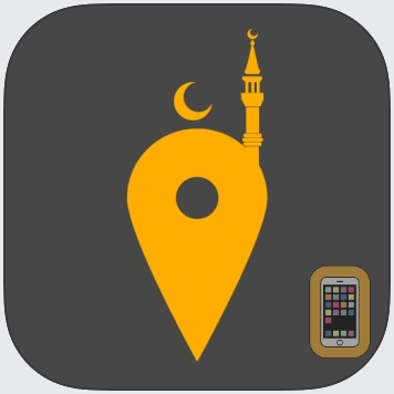 Ela-Salaty: Muslim Prayer Times & Qibla Direction by i4islam (iPhone)