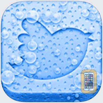 Tweet Sponge - UnFollow Stats by Sepia Software LLC (Universal)