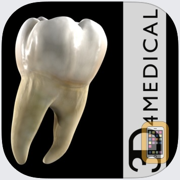 Dental Patient Education by 3D4Medical.com, LLC (iPad)