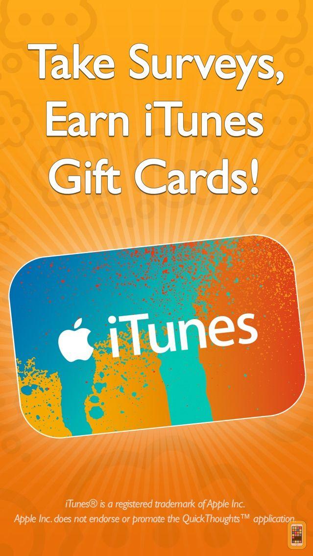 Screenshot - QuickThoughts - Earn Rewards