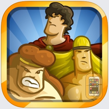 Clash of the Olympians by Ironhide S.A. (iPhone)