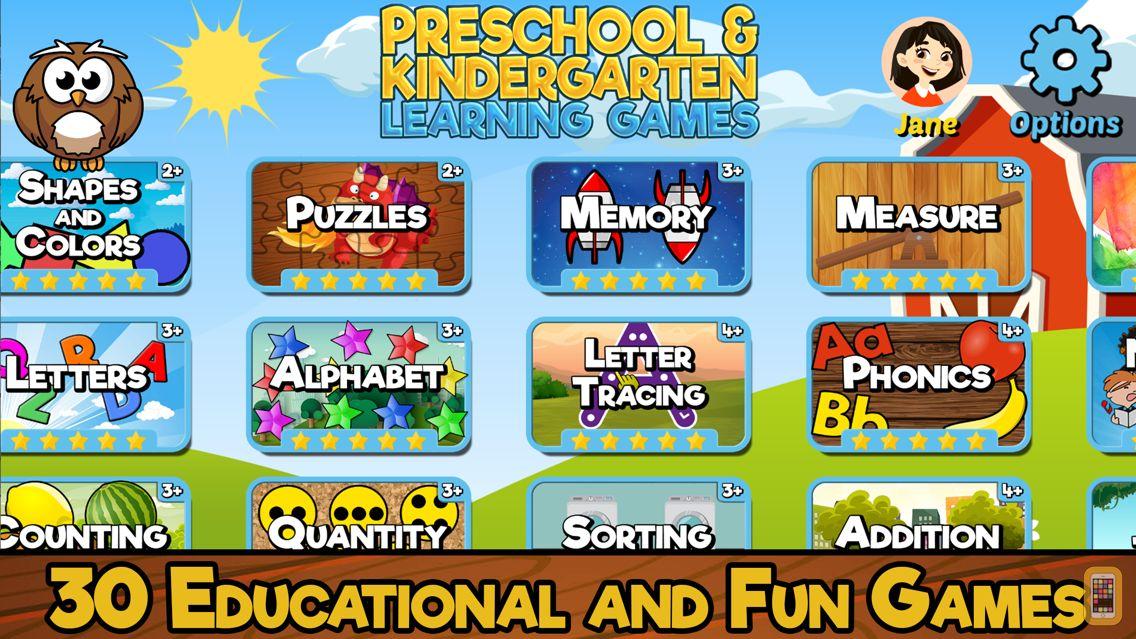 Screenshot - Preschool & Kindergarten (SE)