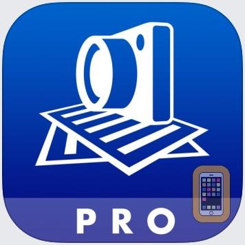 SharpScan Pro: OCR PDF scanner by Pixelnetica (Universal)