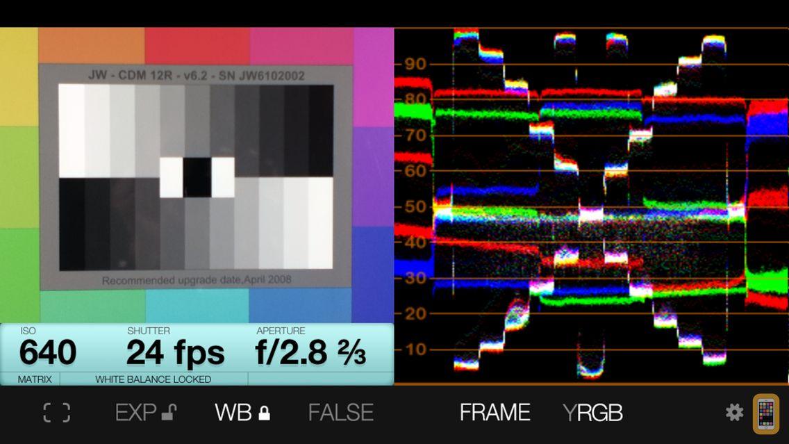 Screenshot - Cine Meter