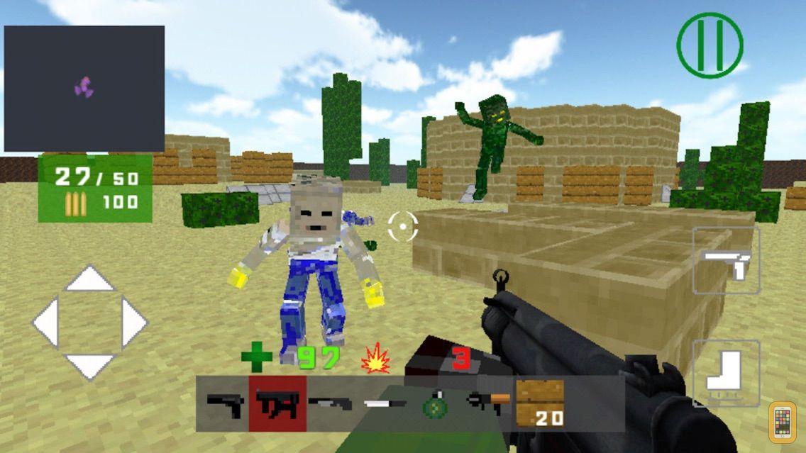 Screenshot - Death Blocks