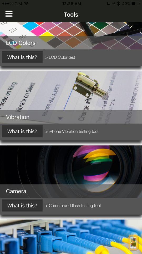 Screenshot - Lirum Device Info