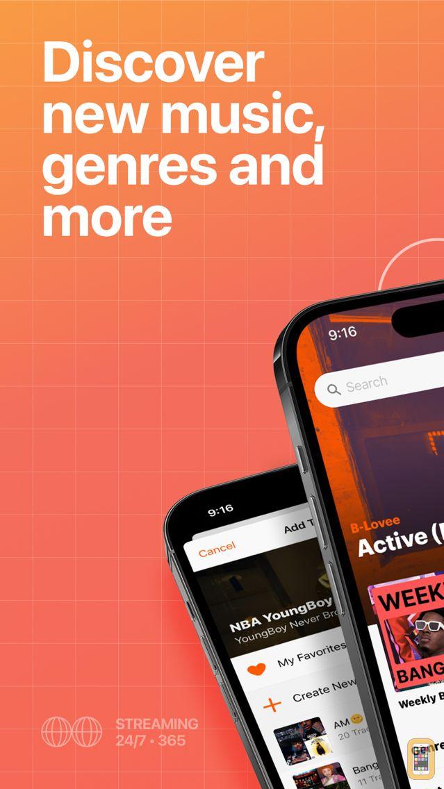 Screenshot - Musi - Simple Music Streaming