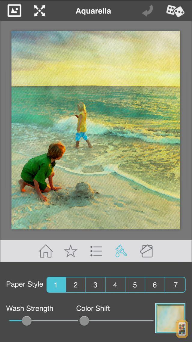 Screenshot - Aquarella