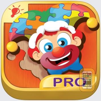 PUZZINGO Kids Puzzles (Pro) by 77Sparx Studio, Inc. (Universal)