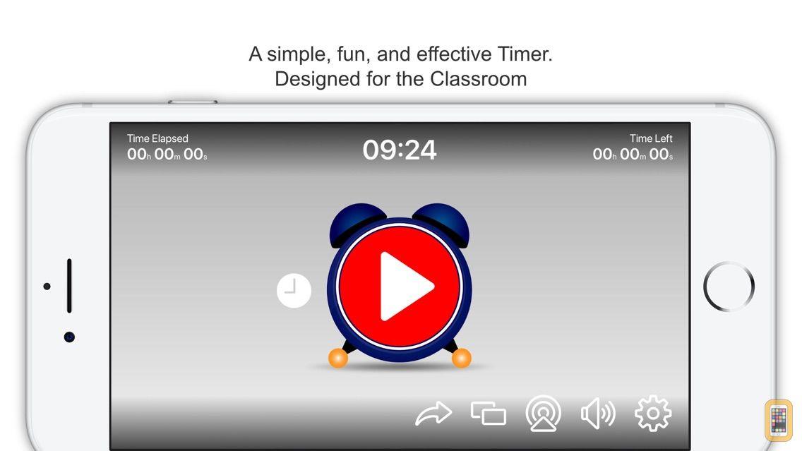 Screenshot - Classroom Timer Pro