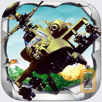 Angry Battle Choppers - A Helicopter War Game by Hotel Romeo (Universal)