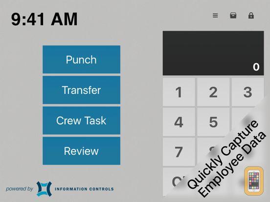 Screenshot - Time Terminal