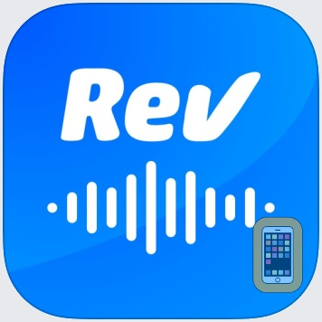 Rev Voice Recorder App by Rev (Universal)