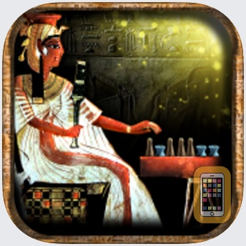 Egyptian Senet (Ancient Egypt Game Of The Pharaoh Tutankhamun-King Tut-Sa Ra) by Mohamed Ezzat (Universal)